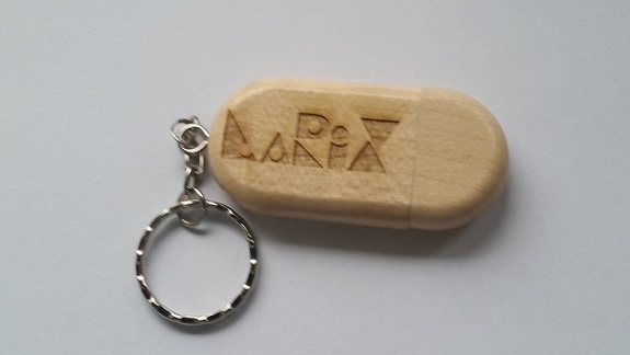 Pendrive z logo Larix do wygrania